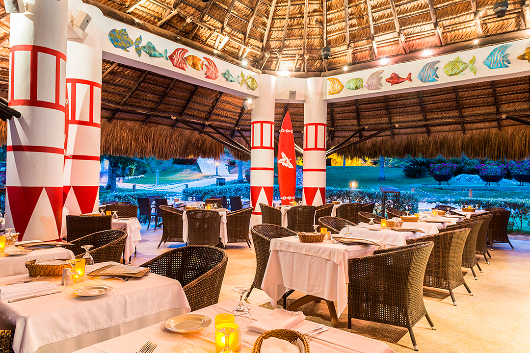 Restaurante Decameron