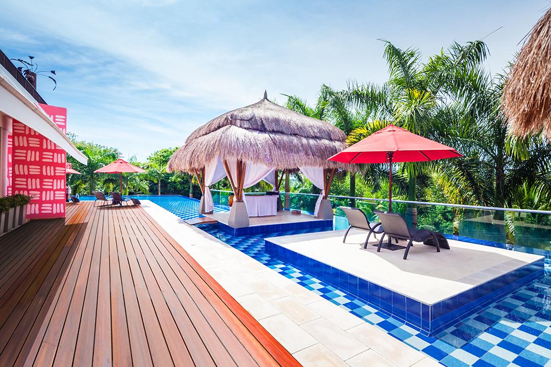 Vacation In Colombia Decameron Baru Decameron All Inclusive