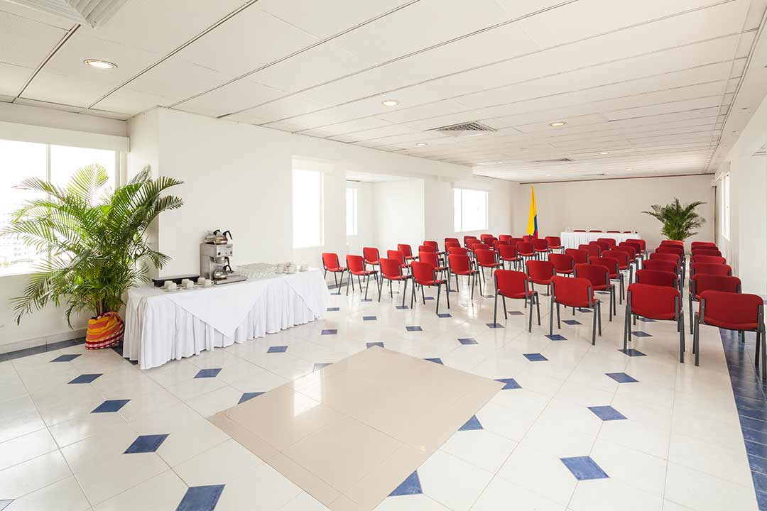 Salon de eventos Cartagena Decameron
