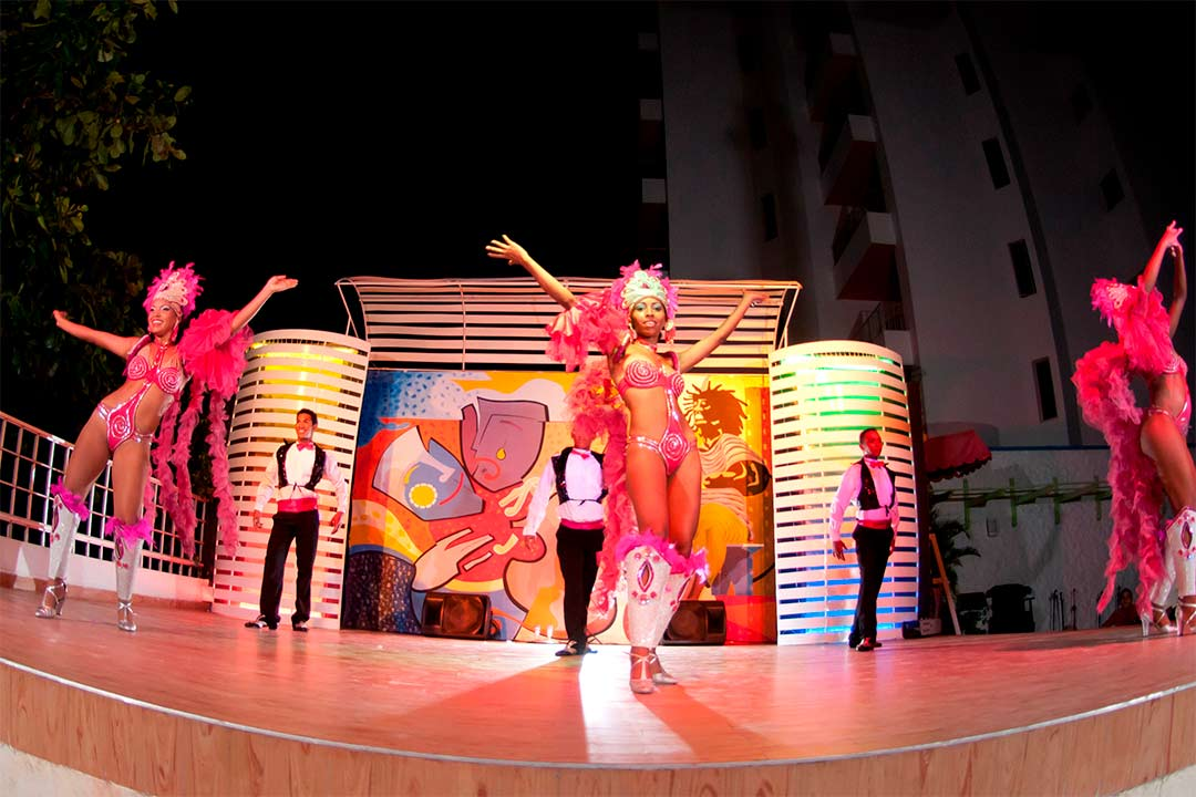 Shows en vivos Hoteles Decameron