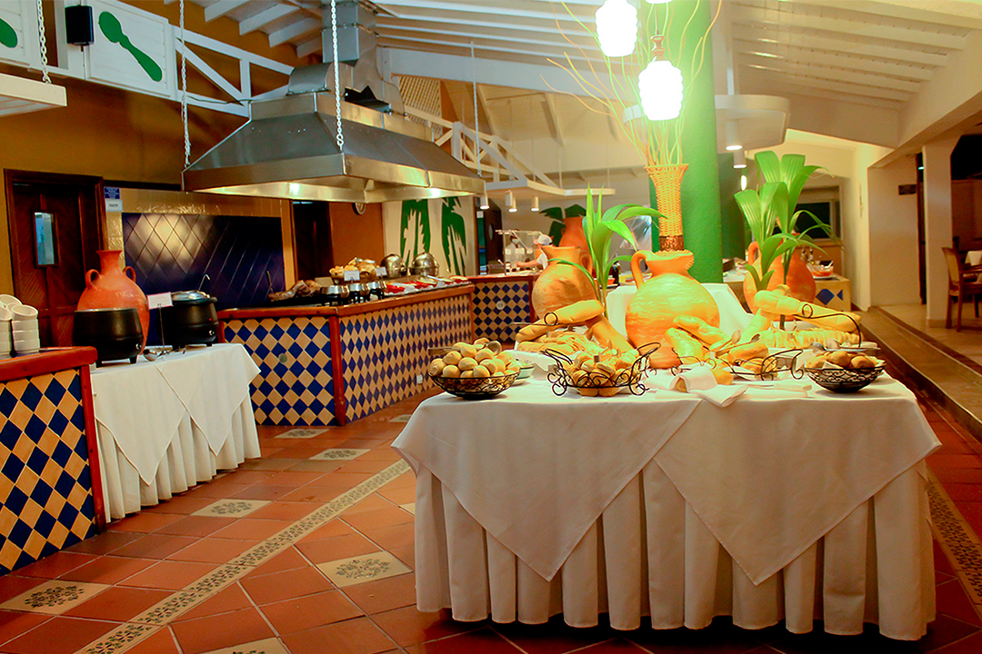 Buffet all you can eat hotel san andres