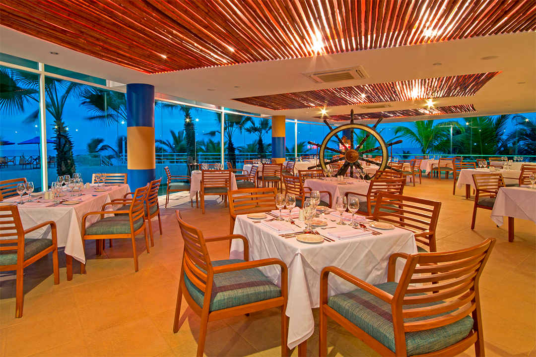 Restaurante Royal Decameron Punta Centinela