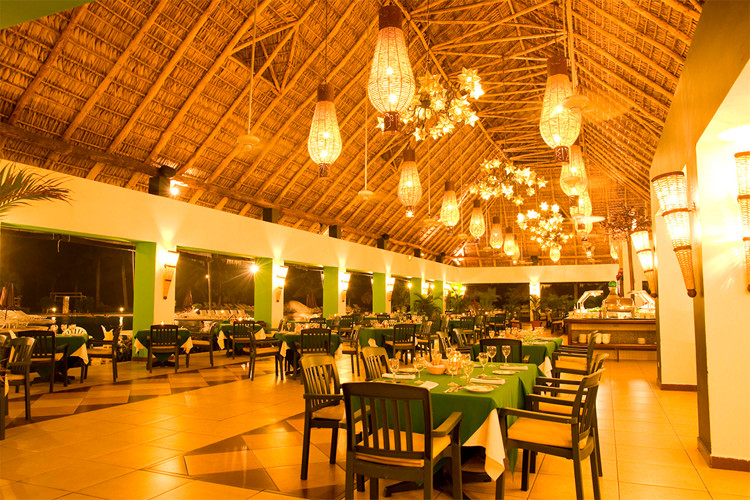 Restaurante Royal Decameron Salinitas