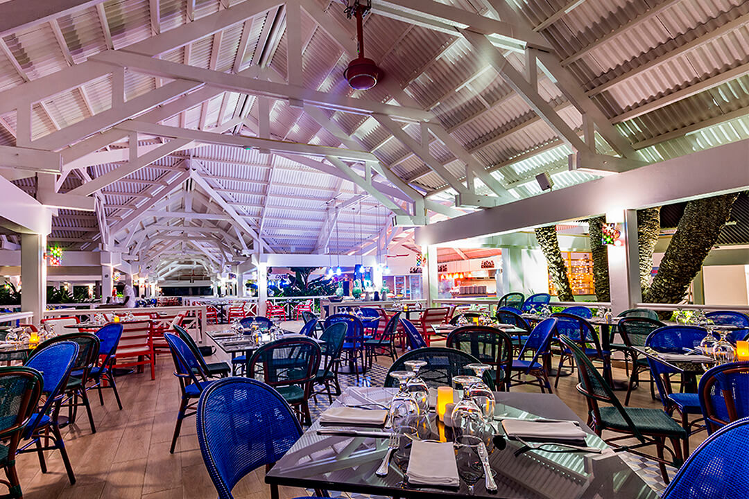 Restaurante Decameron Índigo Beach Spa & Resort