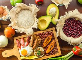 Te invitamos a Degustar la Gastronomía Internacional y Nacional en tus Vacaciones en Familia