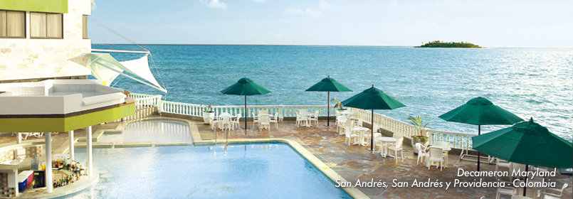 Piscina Decameron Maryland